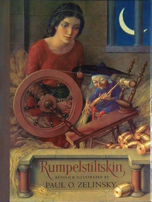 Literary analysis of rumpelstiltskin